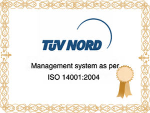 Management System ISO 14001:2004