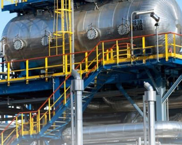 Oil & Gas Process Packages - Oswal Infrastructure