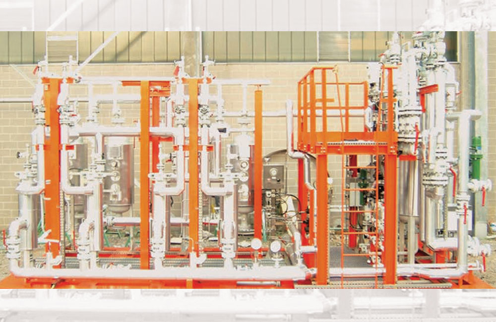 Oswal Infrastructure Ltd - Plant Piping | Process Skids