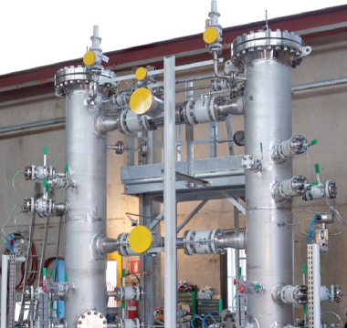Global Oil & Gas Process Equipment & Engineering Solution